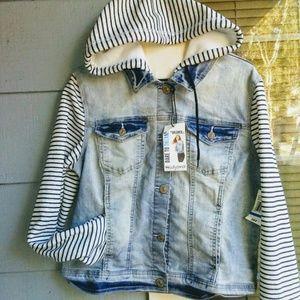 NWT Hoodie Jacket